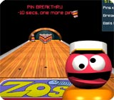 Bowling Flash Game